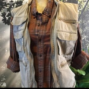 Banana Republic Fishing Vest